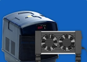 Chillers, Fans & Heaters