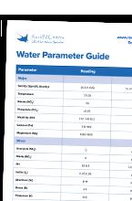 Water Parameter Guide