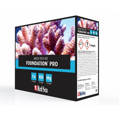 Red Sea Foundation Pro Test Kit
