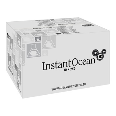 Aquarium Systems Instant Ocean Salts Box