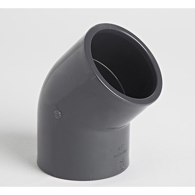 PVC-U 45° Elbow