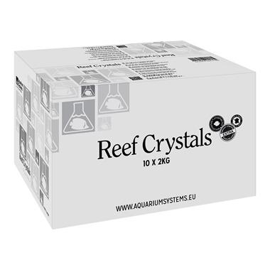 Aquarium Systems Reef Crystals Salt Box