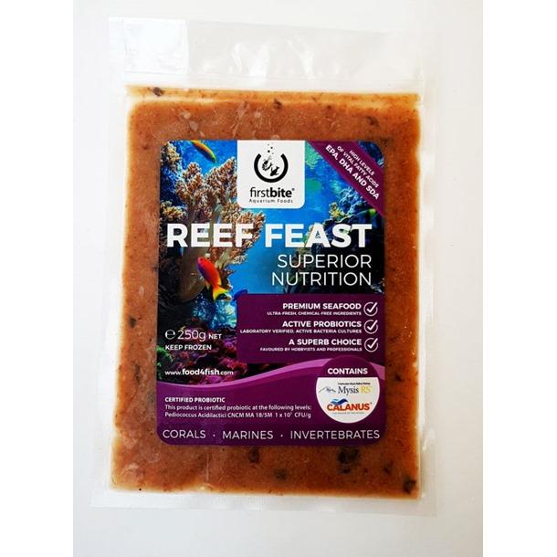 First Bite Reef Feast
