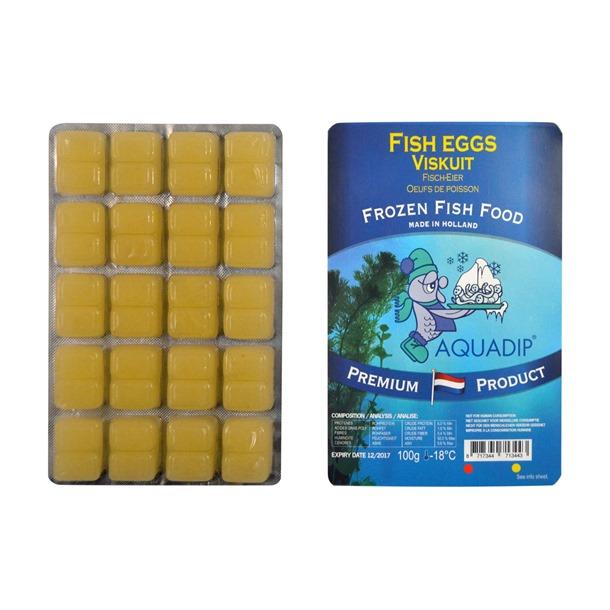 Aquadip Fish Eggs Blister 100g