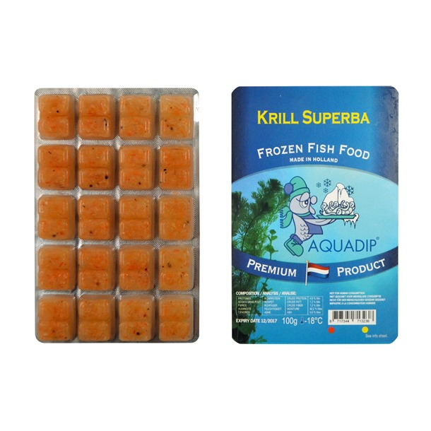 Aquadip Krill Superba Blister 100g