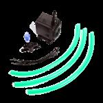 D-D Fluidised Reactor Kit